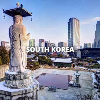 Fixers in South Korea