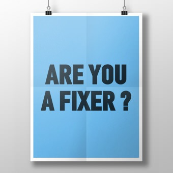 Are you a Fixer?